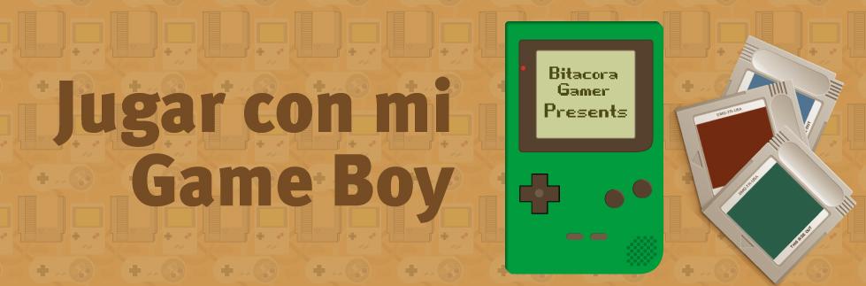 Jugar con mi Game Boy