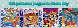 Mis primeros Juegos de Game Boy