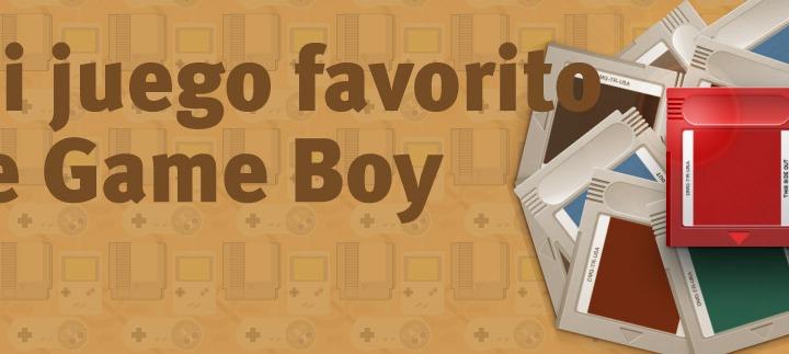 Mi juego favorito de Game Boy
