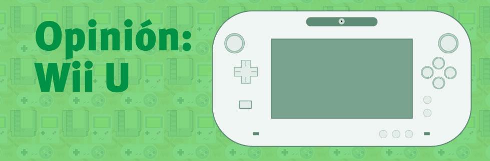 Opinión: Wii U