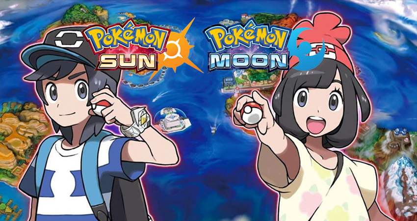 Pokémon Sun & Moon | N3DS