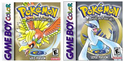 Pokémon Gold & Silver