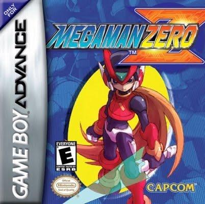 Mega Man Zero GBA