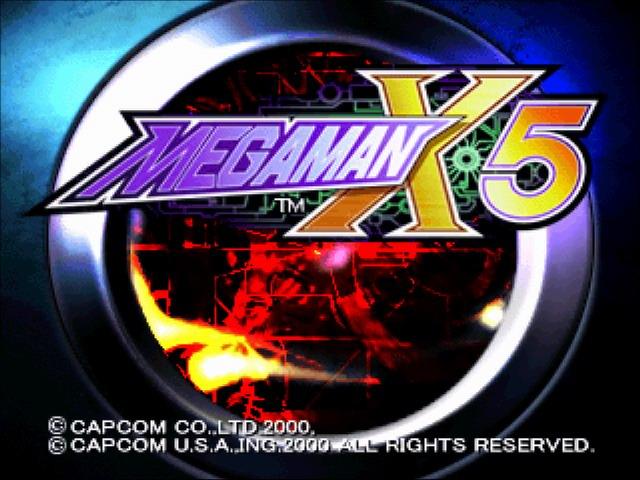 La saga de Mega Man X es una de las mejores de Mega Man y X5 es mi favorita