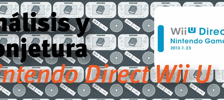 Nintendo Direct wii U