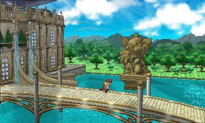 Castillo Pokemon X Y