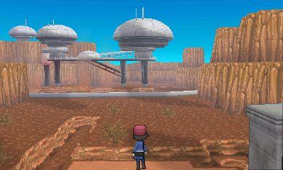 Desierto Pokemon XY