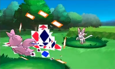 Sylveon Trump Card??