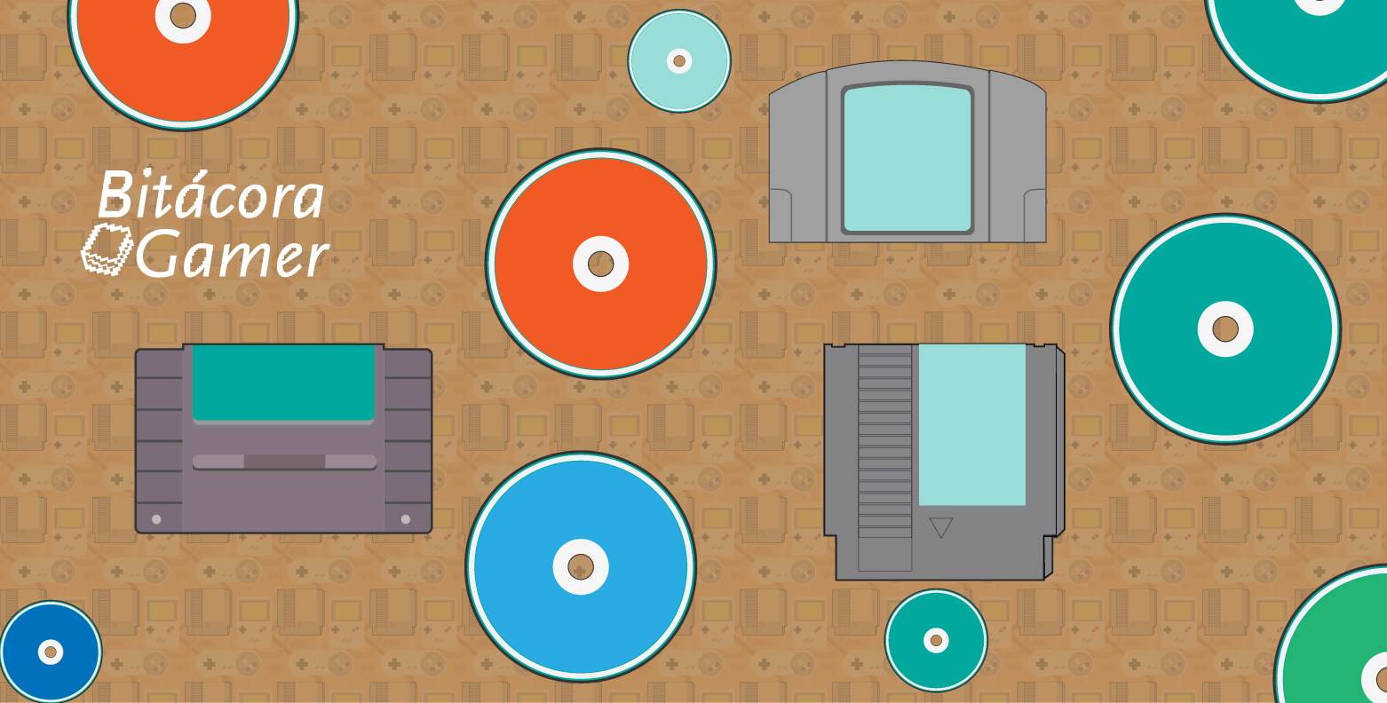 Cartuchos Discos Juegos Recuerdos