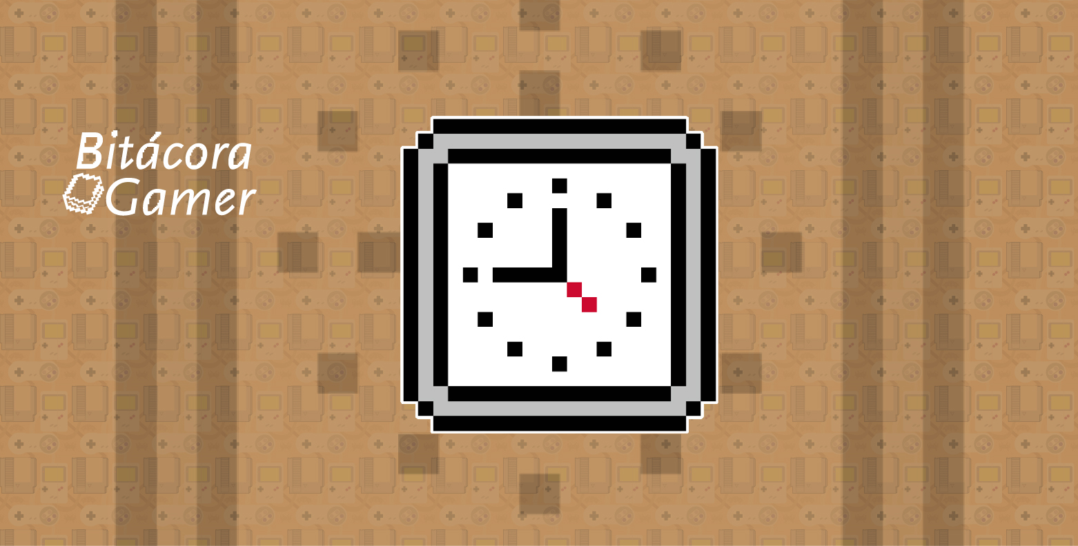 Videojuegos y poco tiempo