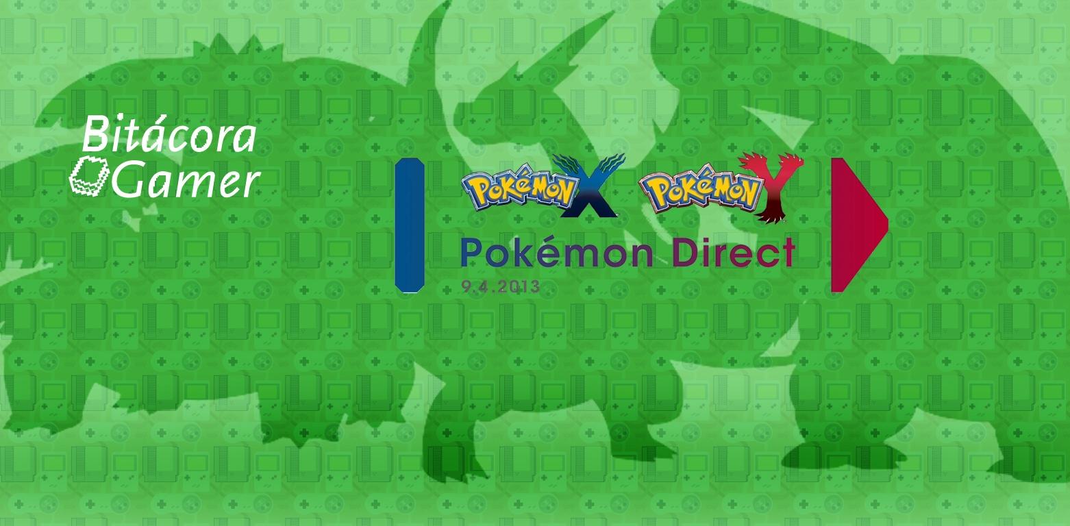 Pokémon Direct 9.4.2013