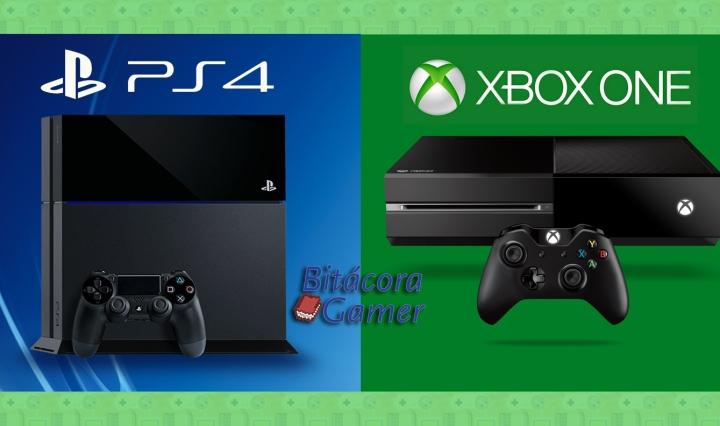 Elegir Ps4 ó Xbox One
