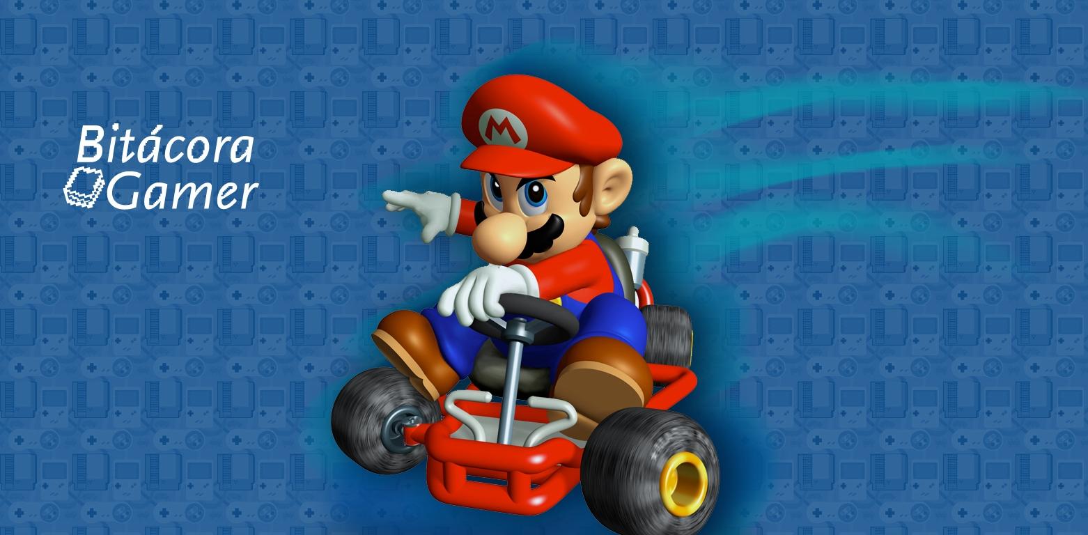 Momentos Gamer Con Mario Kart