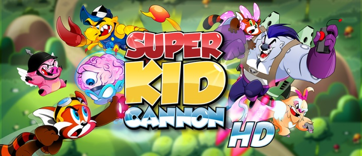 banner super kid cannon hd