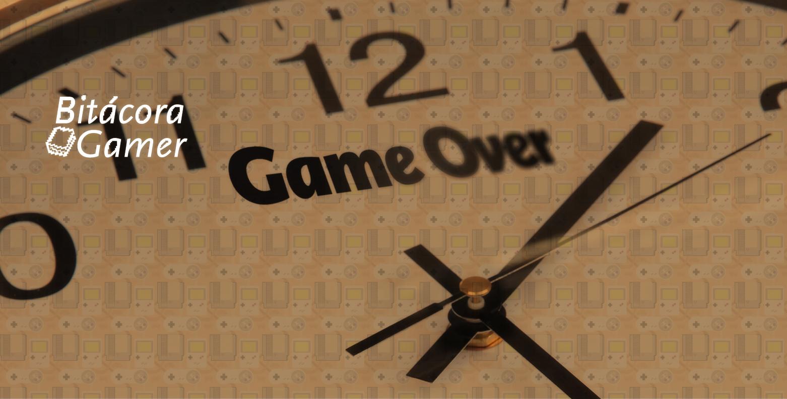 Tiempo de parar el juego