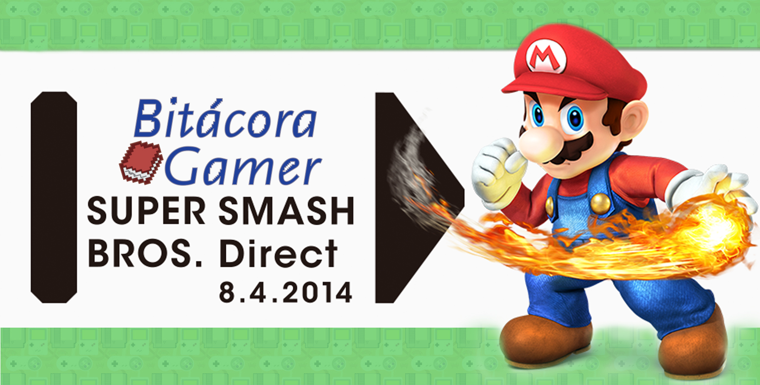 Super Smash Bros Direct
