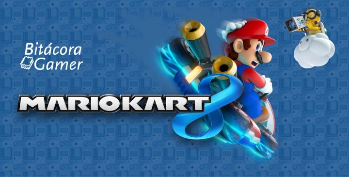 Momentos Gamer con Mario Kart 8