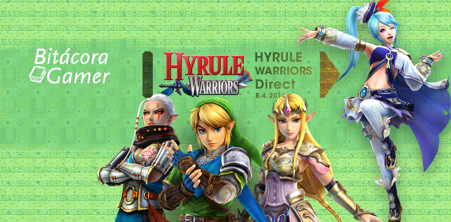 Opinión Hyrule Warriors