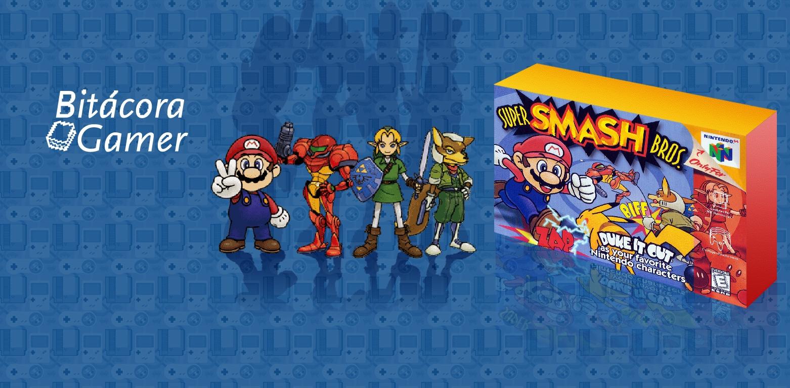 Momentos Gamer Smash Bros