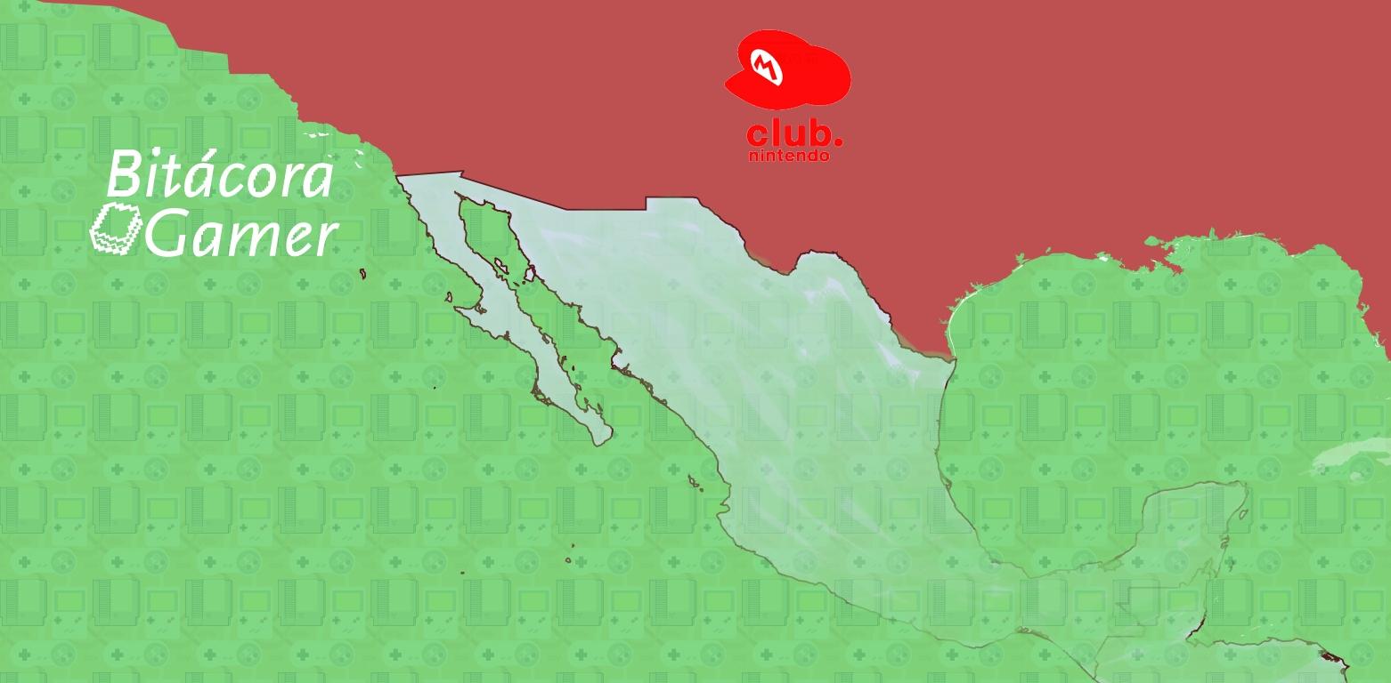 Club Nintendo y Yo