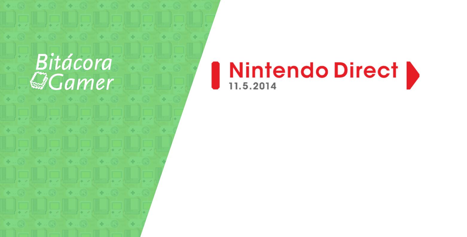 Opinión Nintendo Direct 11.5.2014