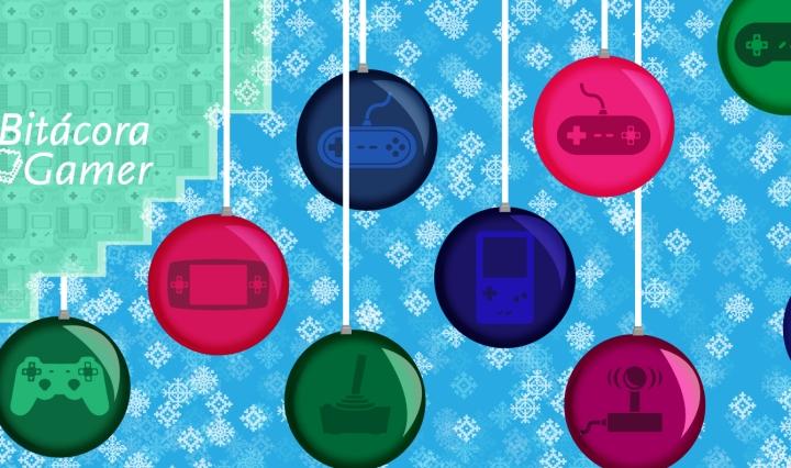 Navidad con Videojuegos