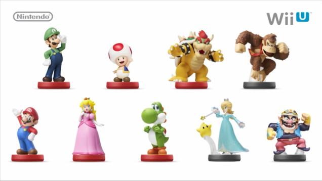 amiibo Mario Party 10