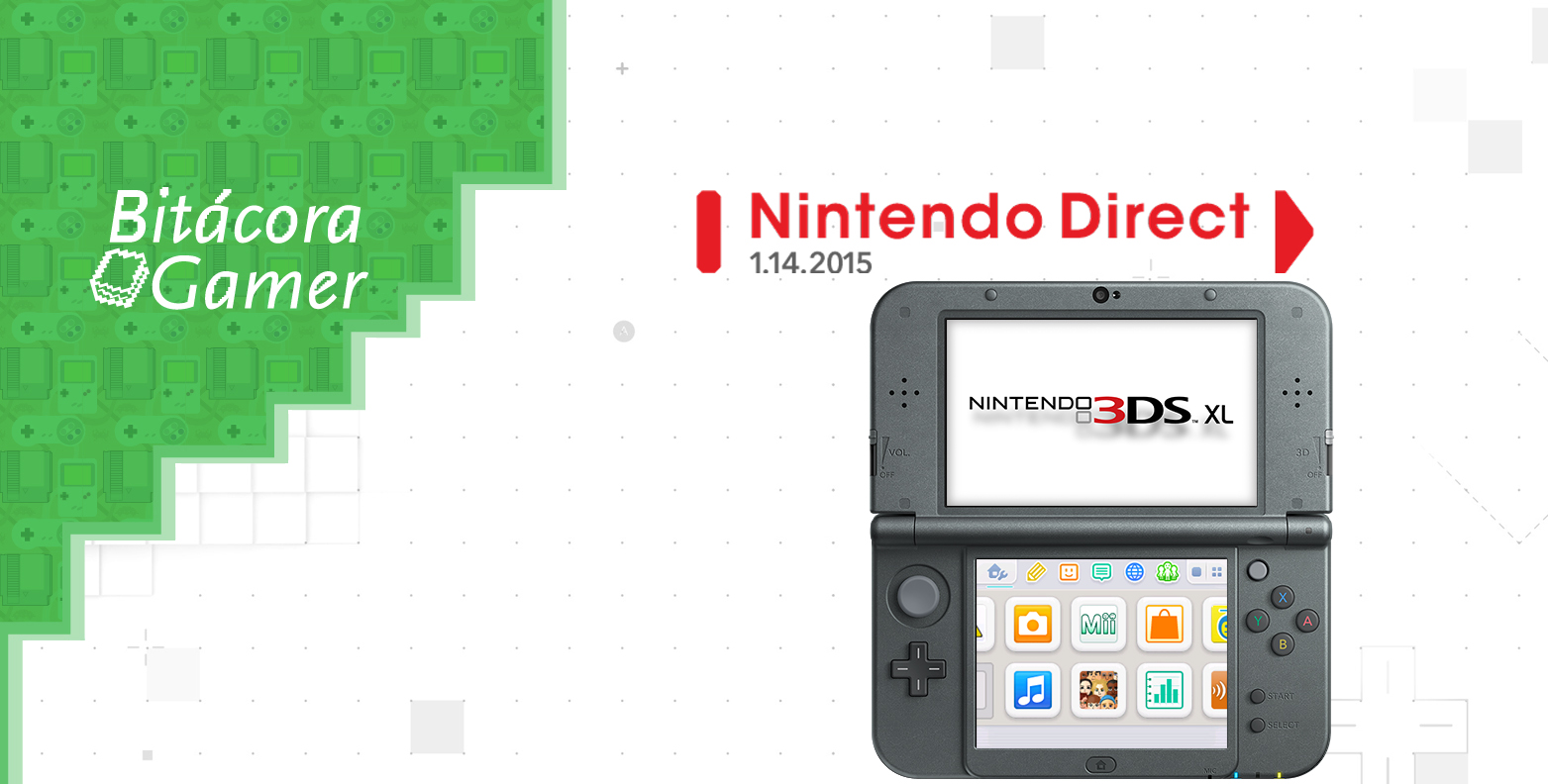 Opinión: Nintendo Direct 01.14.2015