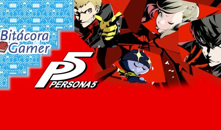 Analisis y Conjetura Persona 5 Trailer