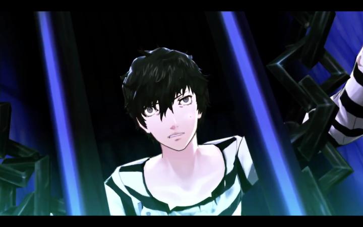 Escena de Trailer Persona 5