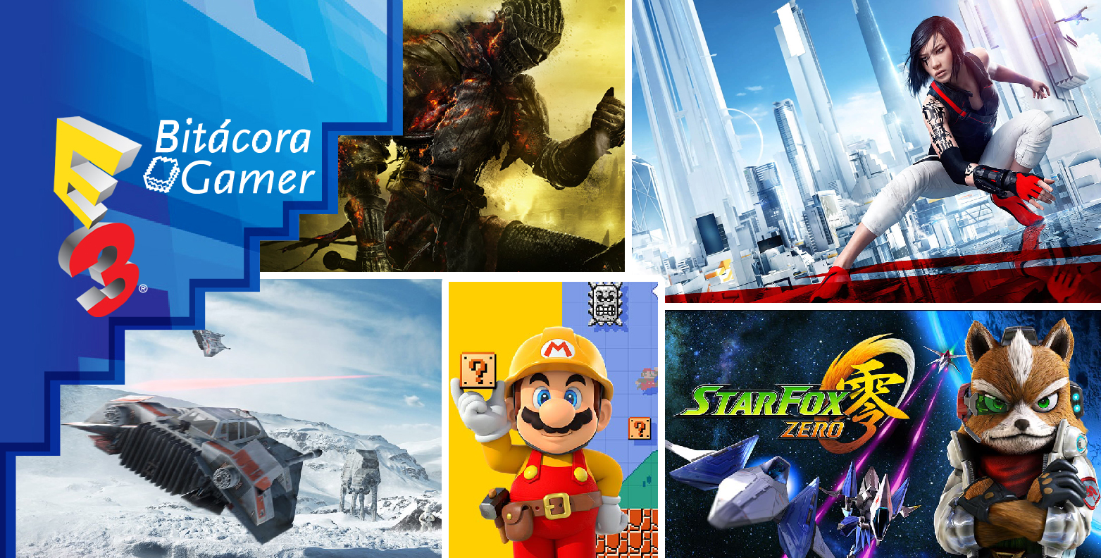 Mis 10 Juegos Favoritos del E3 2015