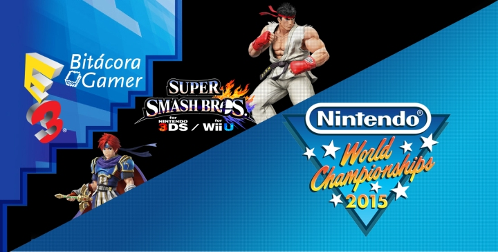 E3 Nintendo World Championships & Smash Bros