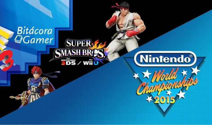 E3 Nintendo World Championships & Smash Bros