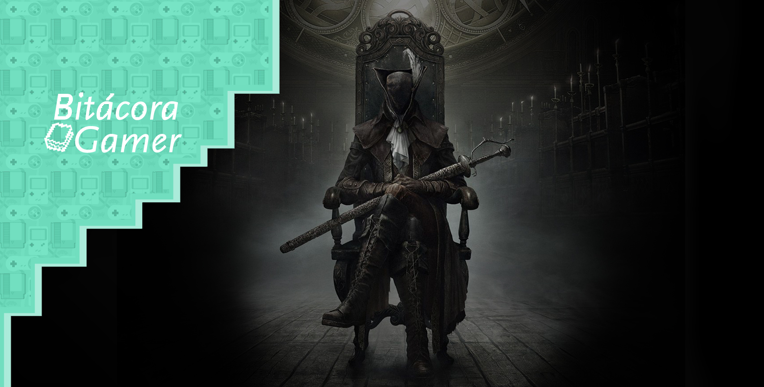 Emocionado por Bloodborne The Old Hunters