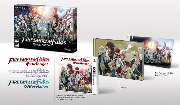 Fire Emblem Fates Special Edition