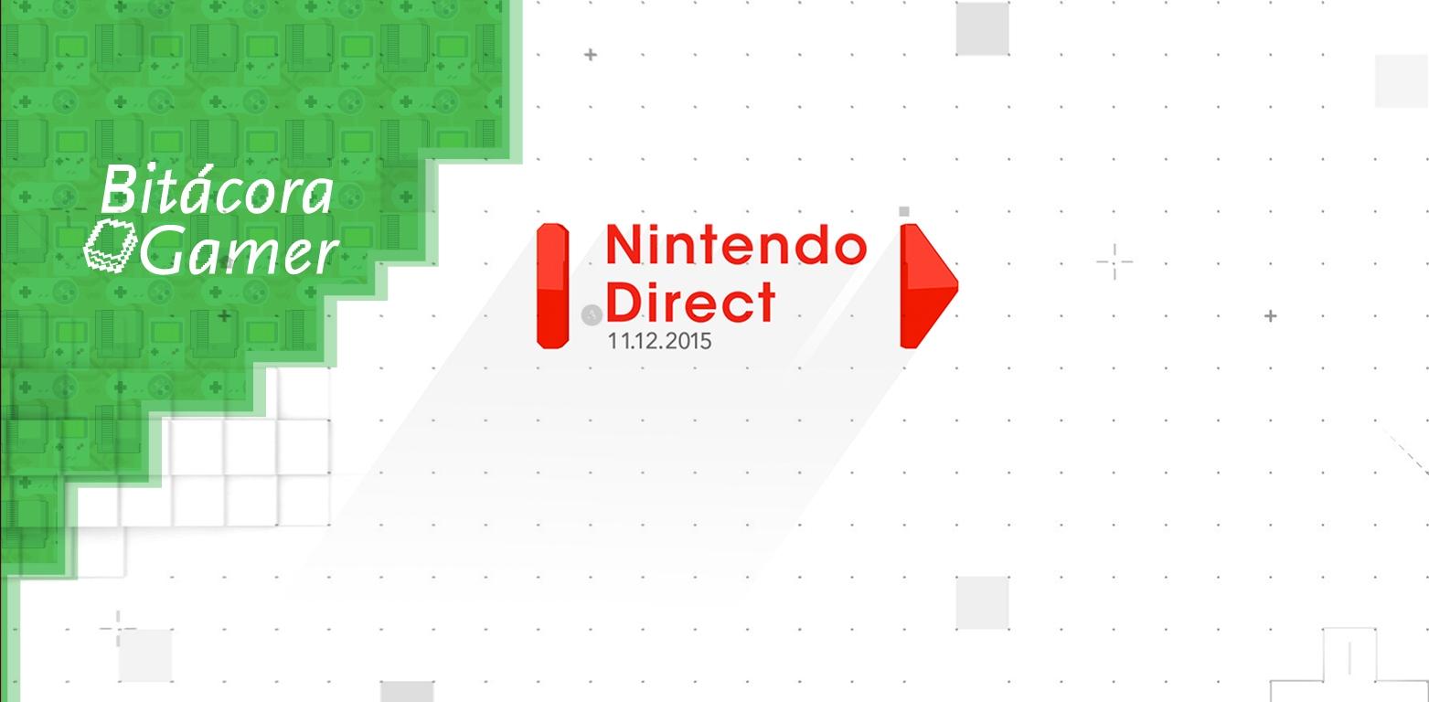 Opinión: Nintendo Direct 11.12.2015