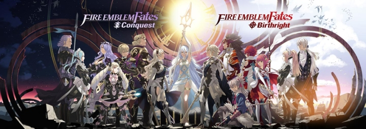 Fire Emblem Fates: Conquest & Fire Emblem Fates: Birthright