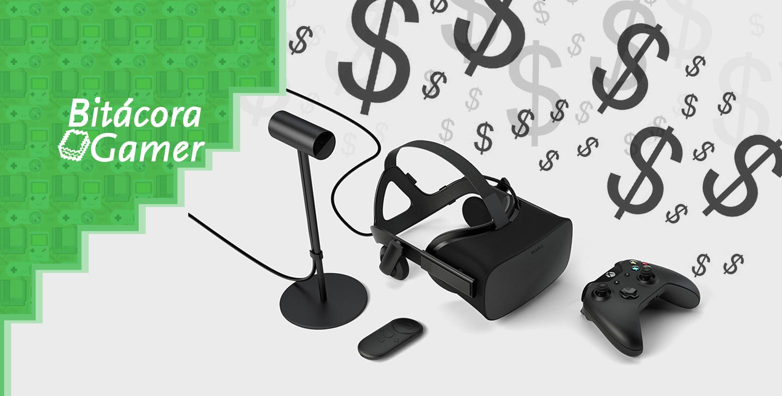 Oculus Rift y el Precio por Experimentar la VR