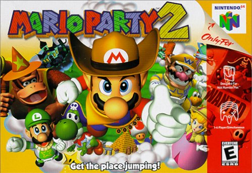 Mario Party 2 | Nintendo 64