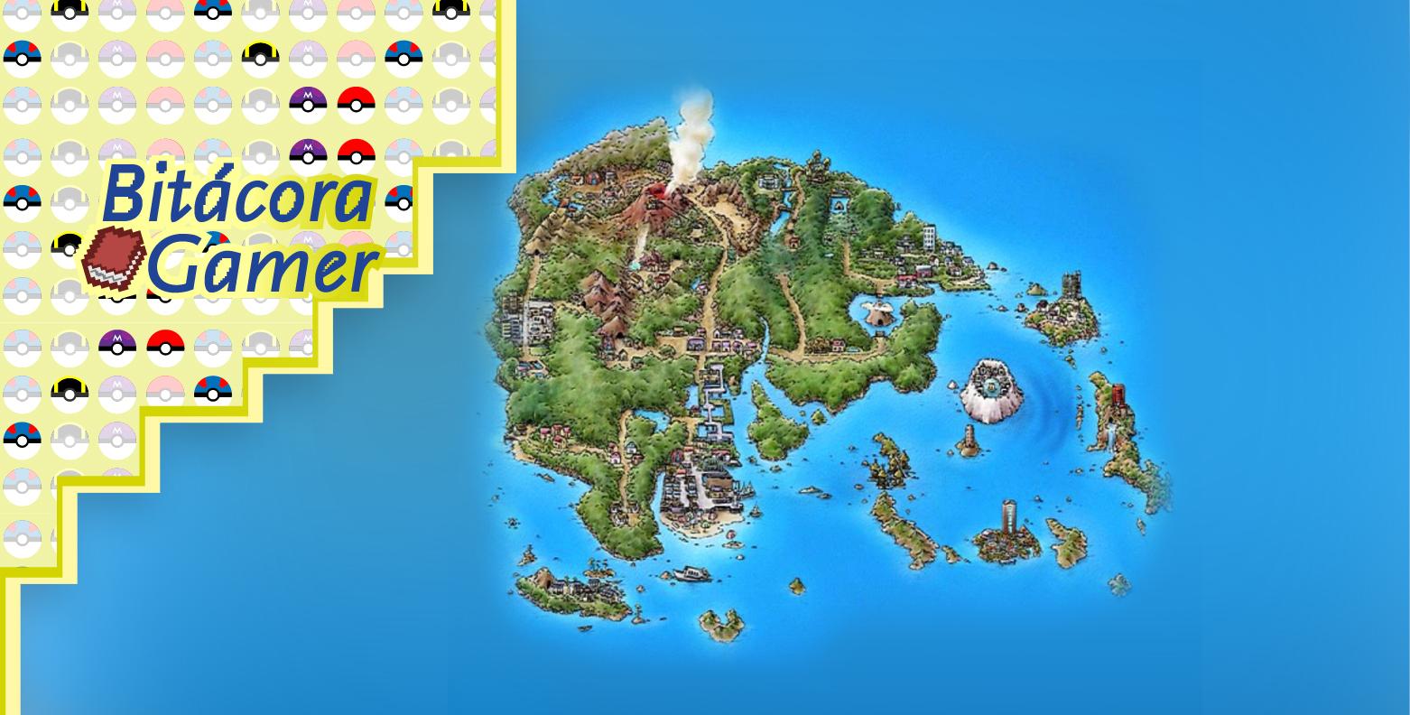 Bitácora Gamer | Mi Generación Pokémon Favorita