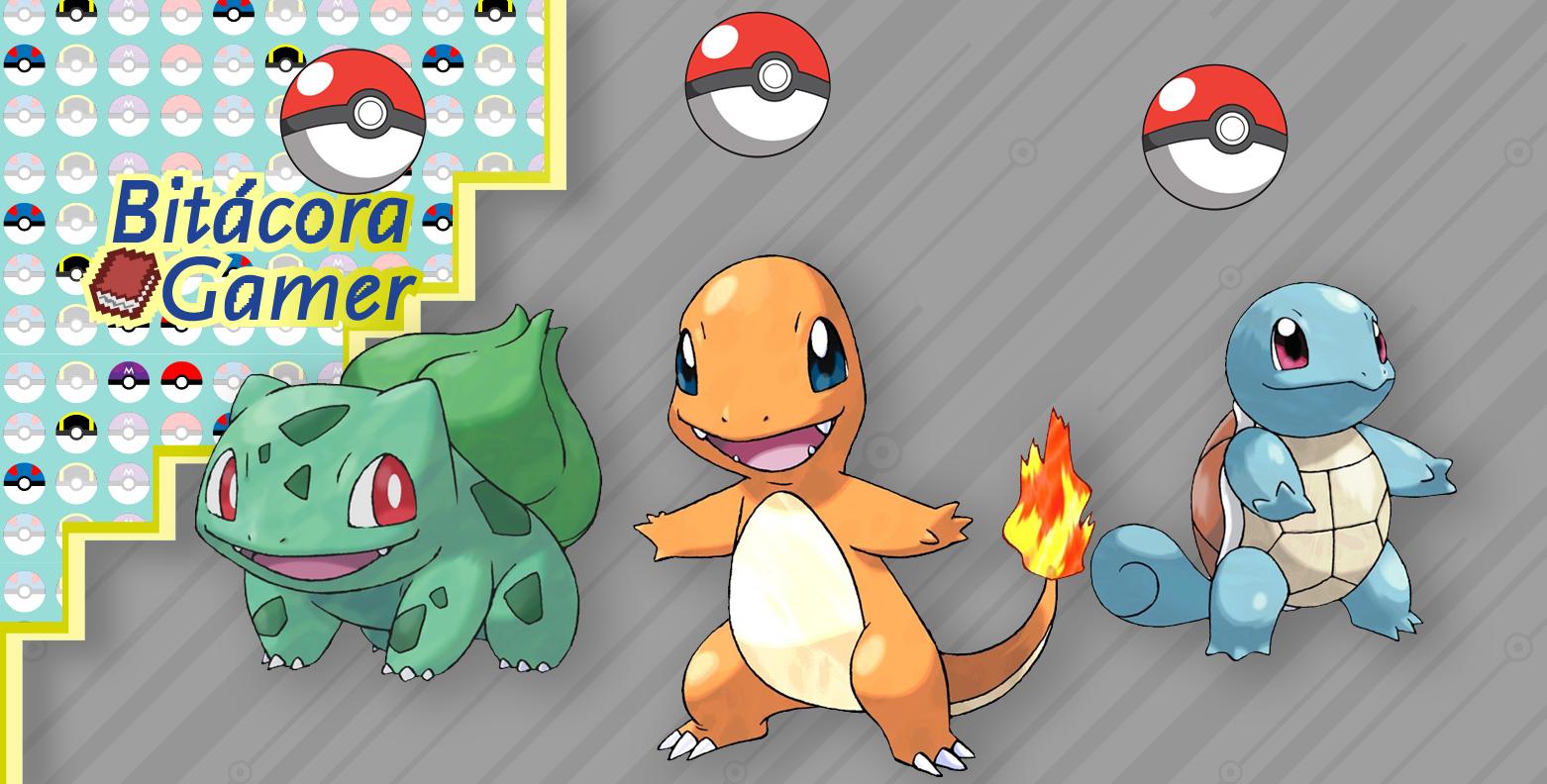 Mi Pokémon Starter   Bitácora Gamer