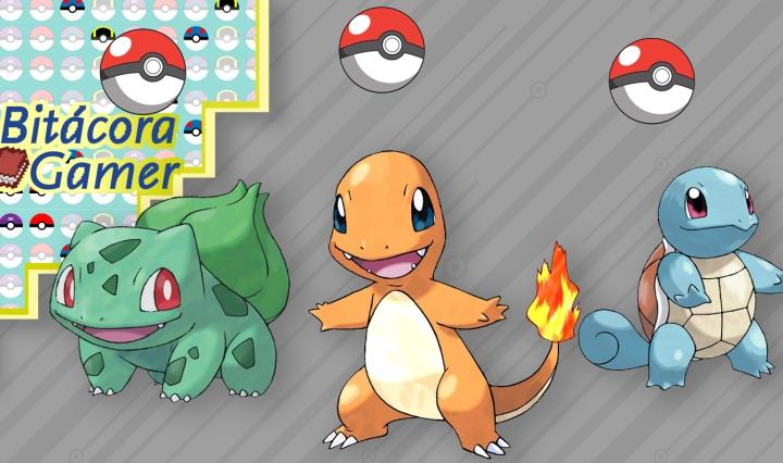 Mi Pokémon Starter | Bitácora Gamer