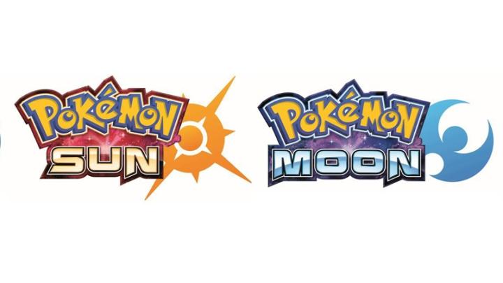 Pokémon Sun & Pokémon Moon Logo