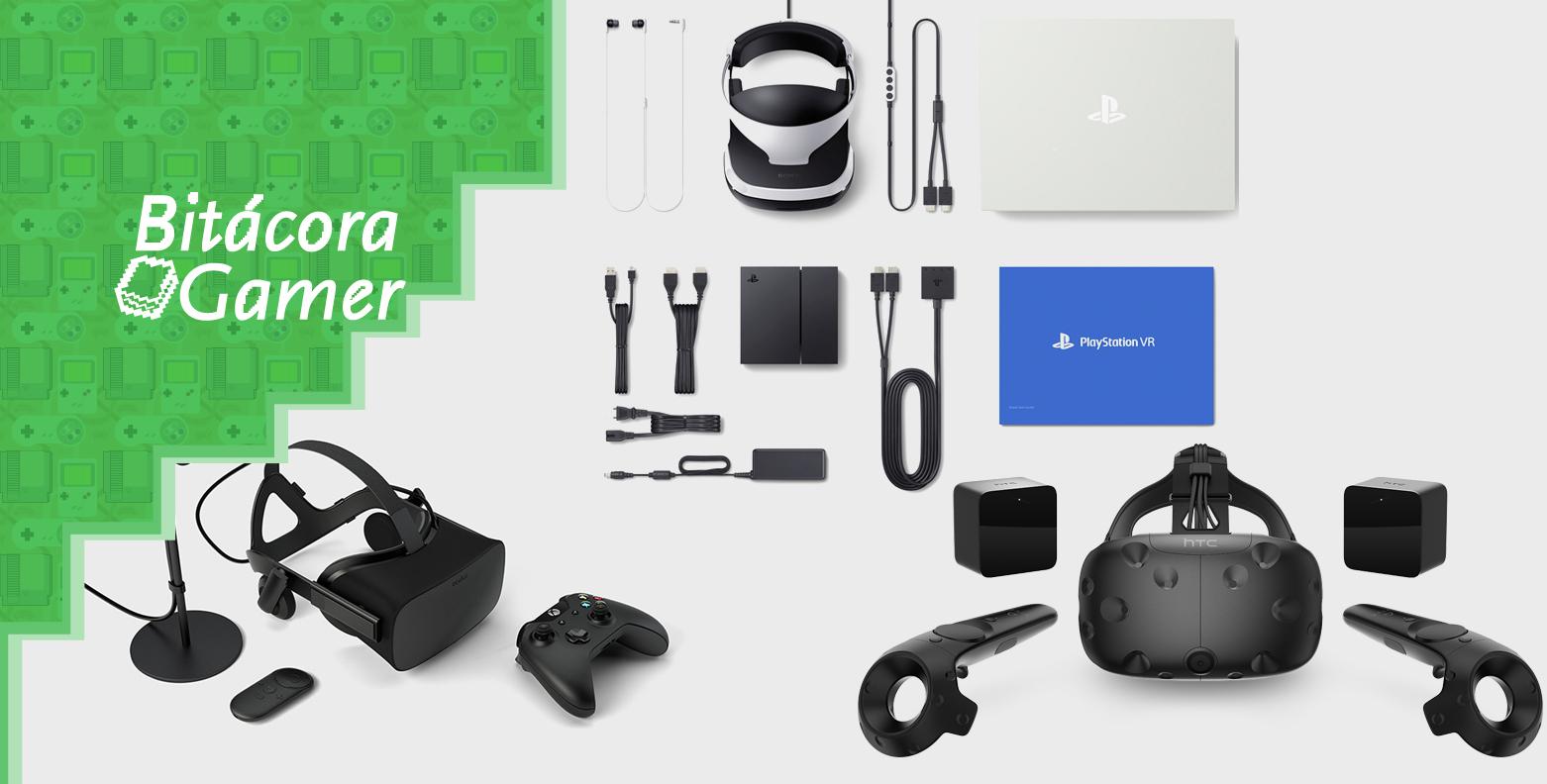 El Panorama Inicial Para VR | Bitácora Gamer