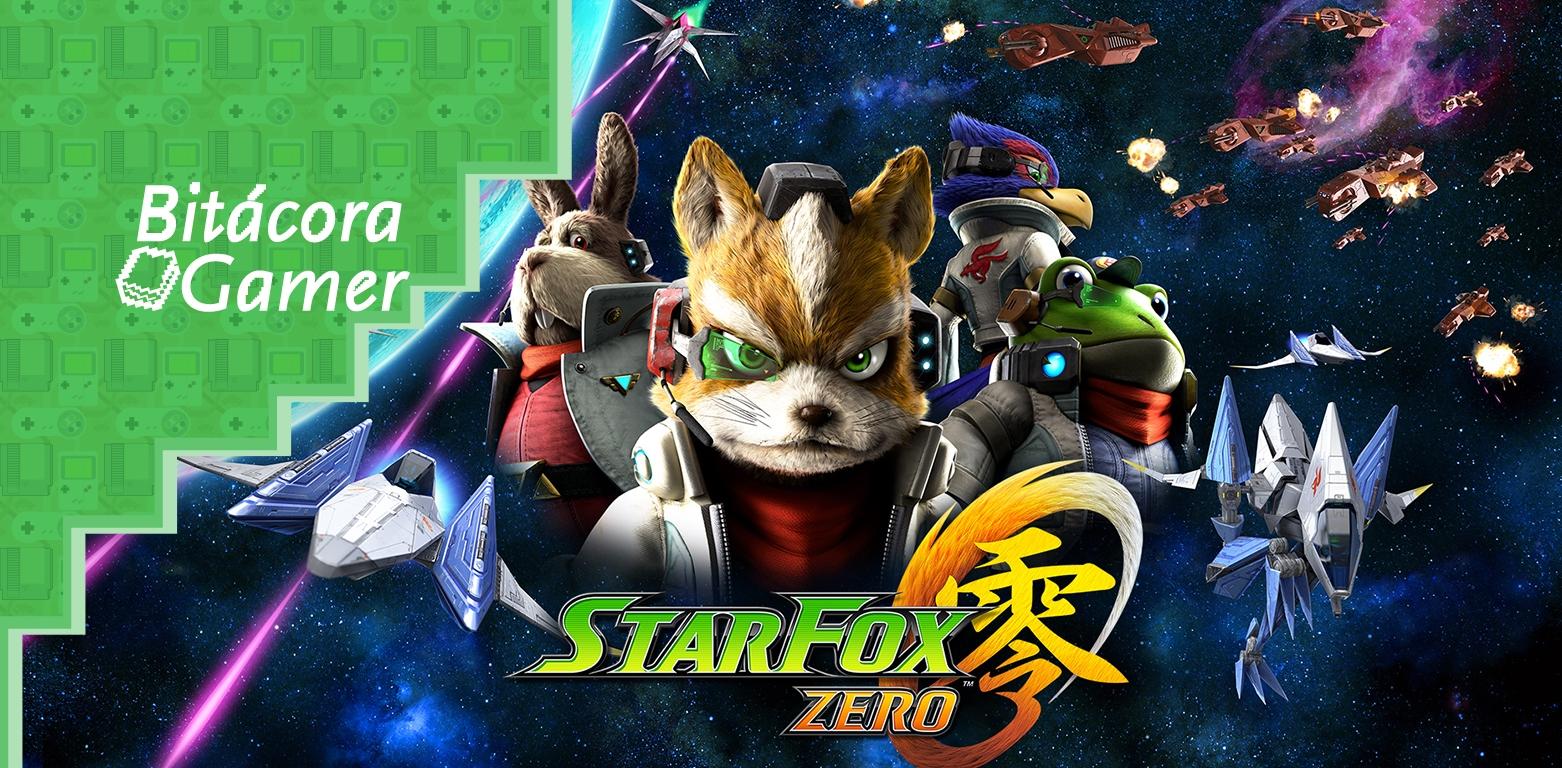 Nintendo y el Corto Animado de Star Fox Zero | Bitácora Gamer