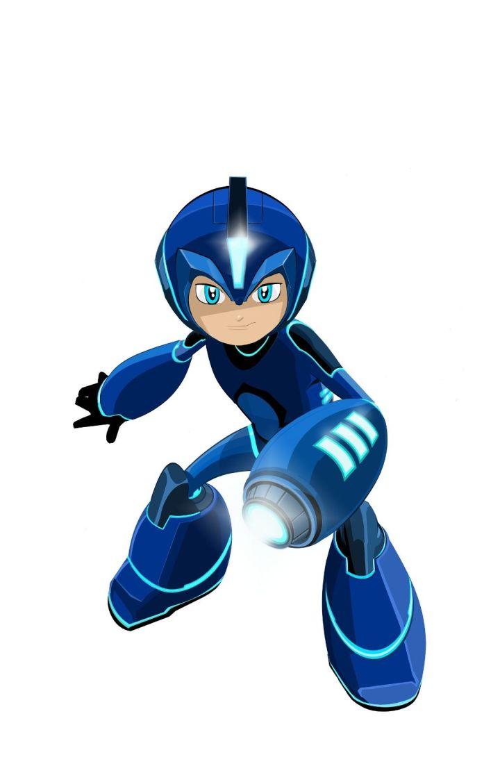 Mega Man para Serie de TV