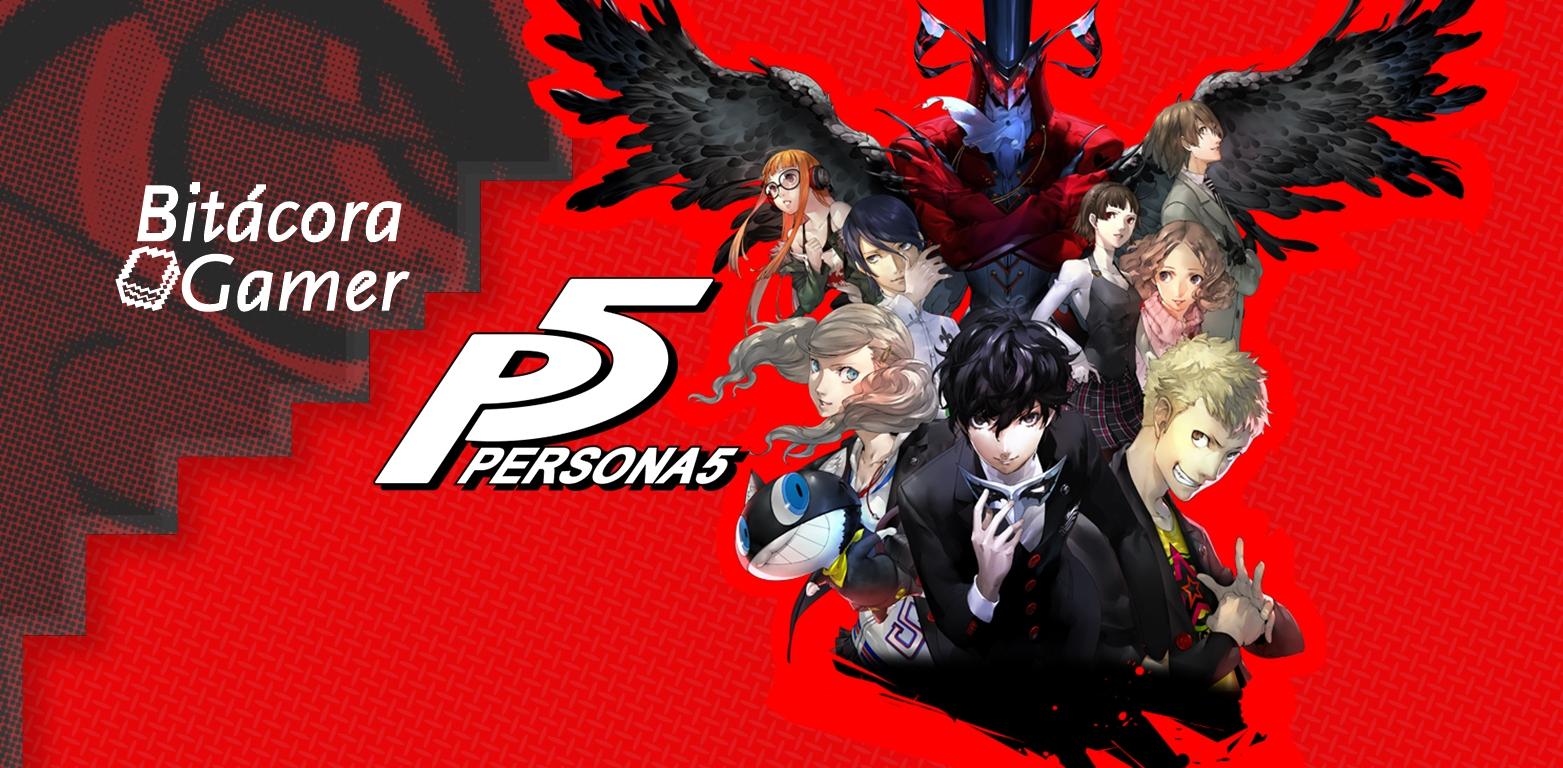 Que Muestra Persona 5 en su Trailer | Bitácora Gamer