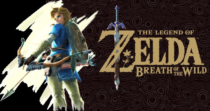 1 The Legend Of Zelda Breath Of The Wild
