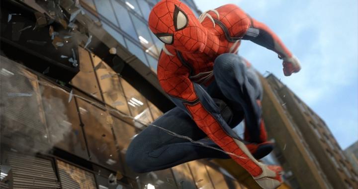 9 Spider-Man