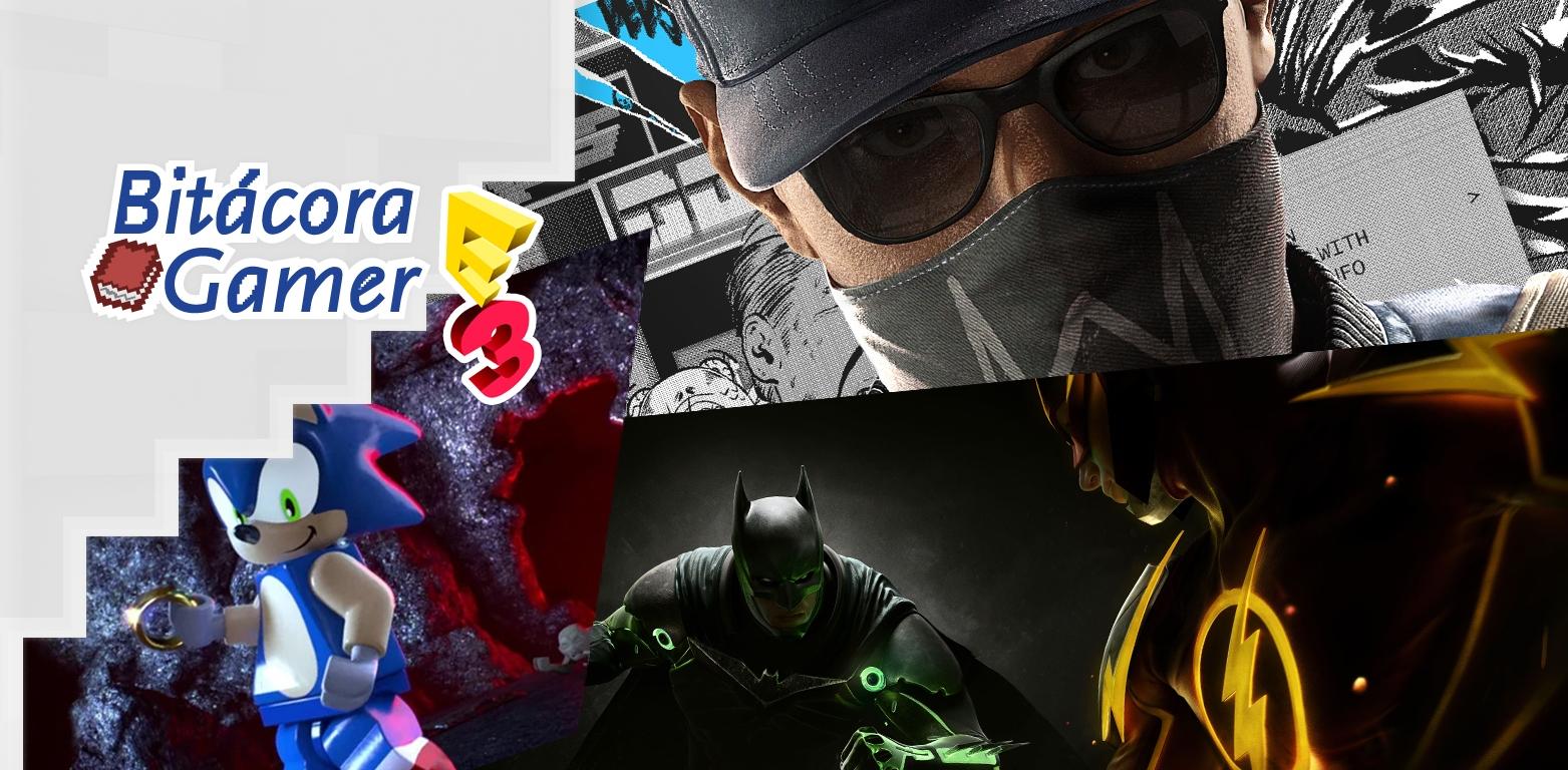 Anuncios Previos a E3